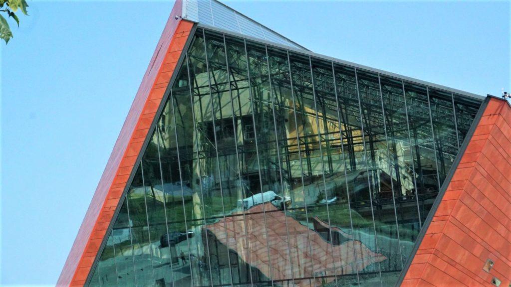 muzeum II wojny swiatowej wgdansku