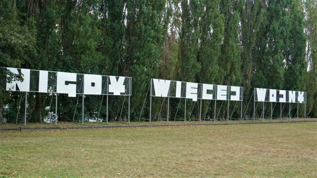 nigdy wiecej wojny westerplatte