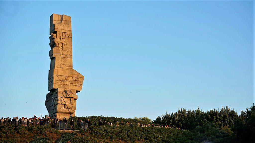 pomnik obroncow wybrzeza