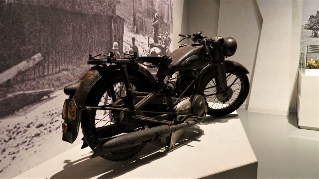 niemiecki motocykl dkw
