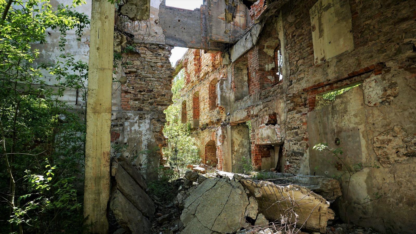 opuszczone miejsca w polsce