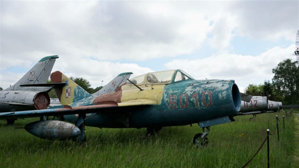 Samolot myśliwski Lim-2 konstrukcji radzieckiej