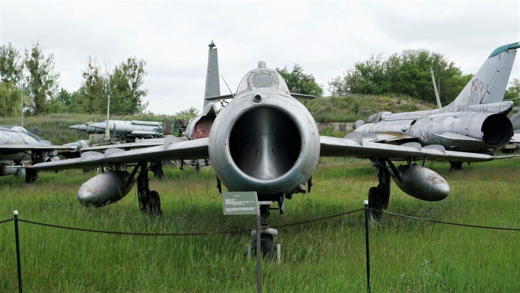 Samolot myśliwski Lim-5 konstrukcji radzieckiej