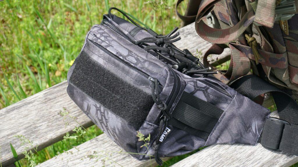 Jak się spakować najeden dzień - wziąć Nerka Camo Military Gear