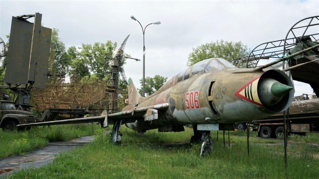 Samolot myśliwsko-bojowy Su-20