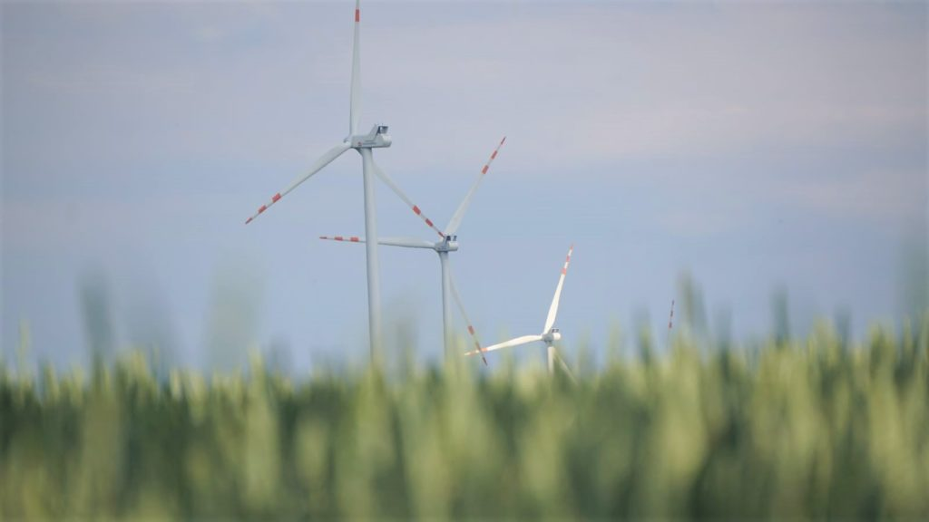 Farma wiatrowa wPakosławiu