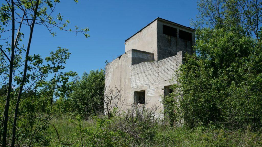 Najciekawszy budynek wkopalni Marylin