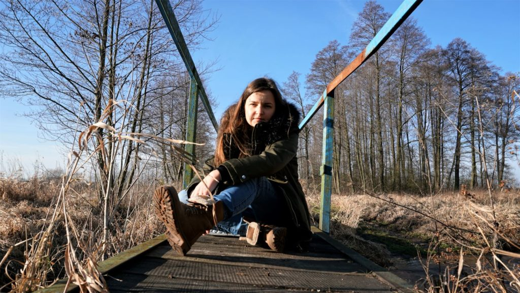 Autorka bloga Jedź wPolskę Anna Ostatek