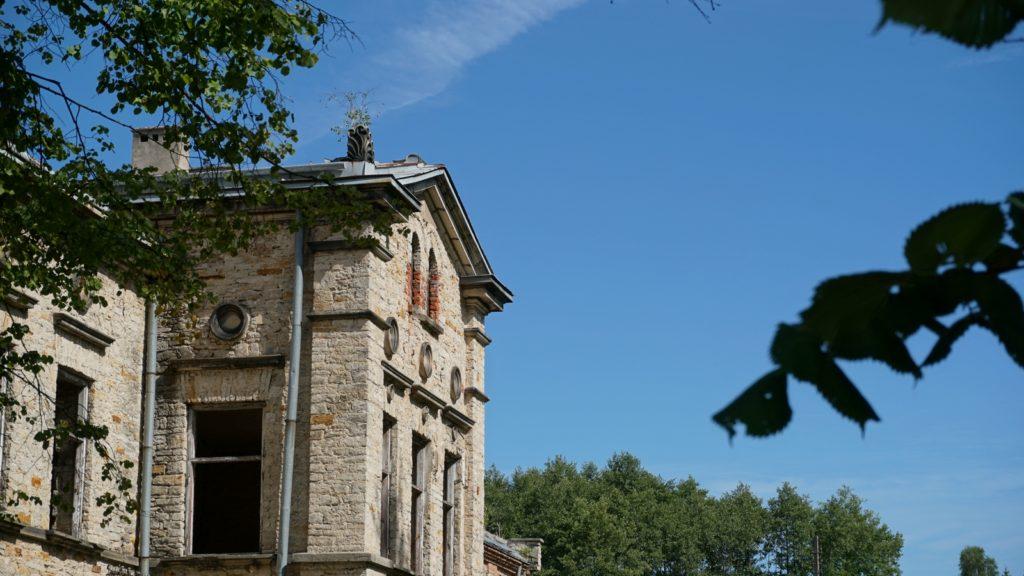 pałac Schoenberga wWąchocku
