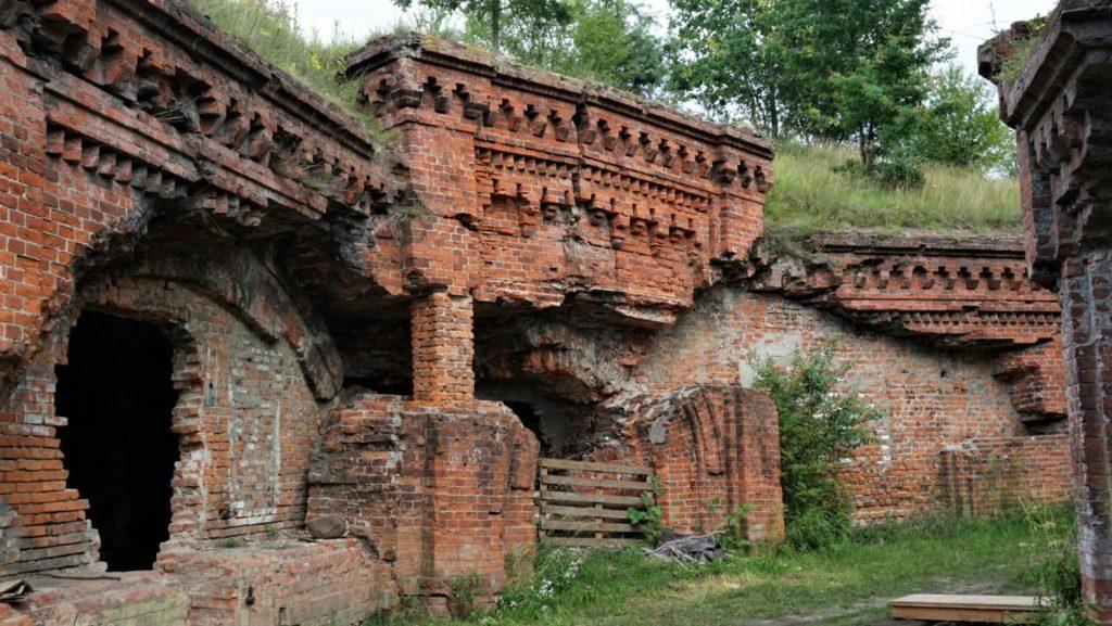 Fort Mierzwiączka Twierdzy Modlin
