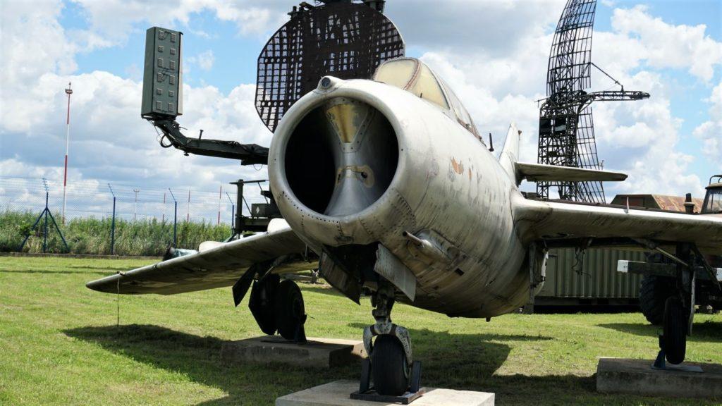 Lim-2 wMuzeum Sił Powietrznych wDęblinie