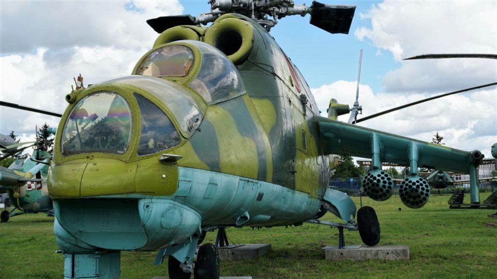 Mi-24 - mójulubiony śmigłowiec