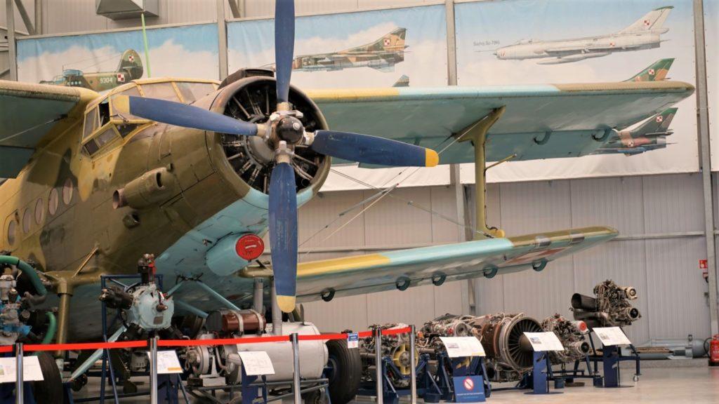 An-2 isilniki lotnicze
