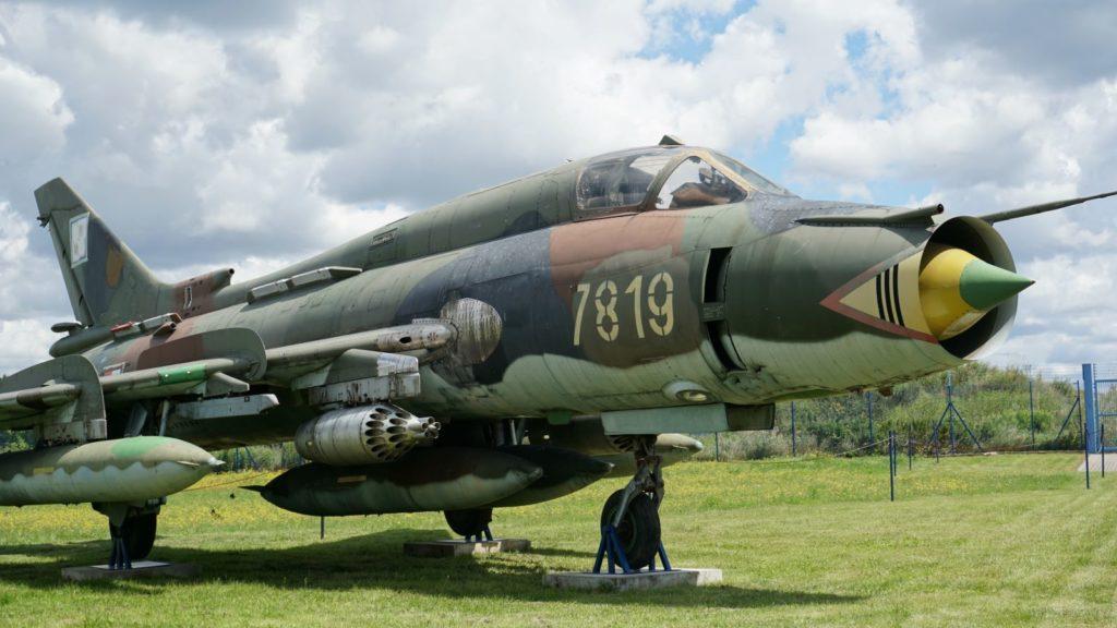 Su-22 - kolejny mójulubiony statek powietrzny