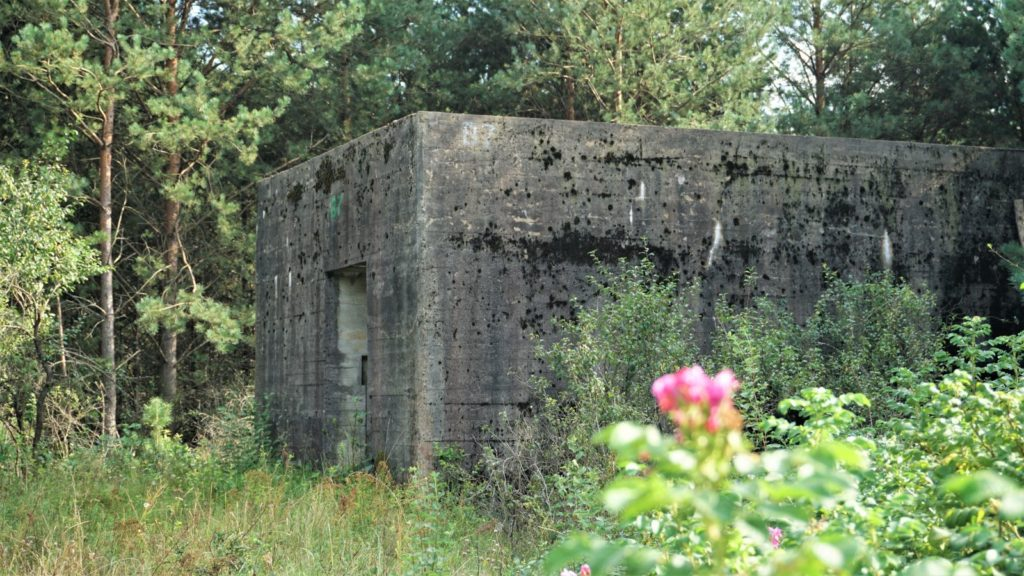 obóz lager kruszyna