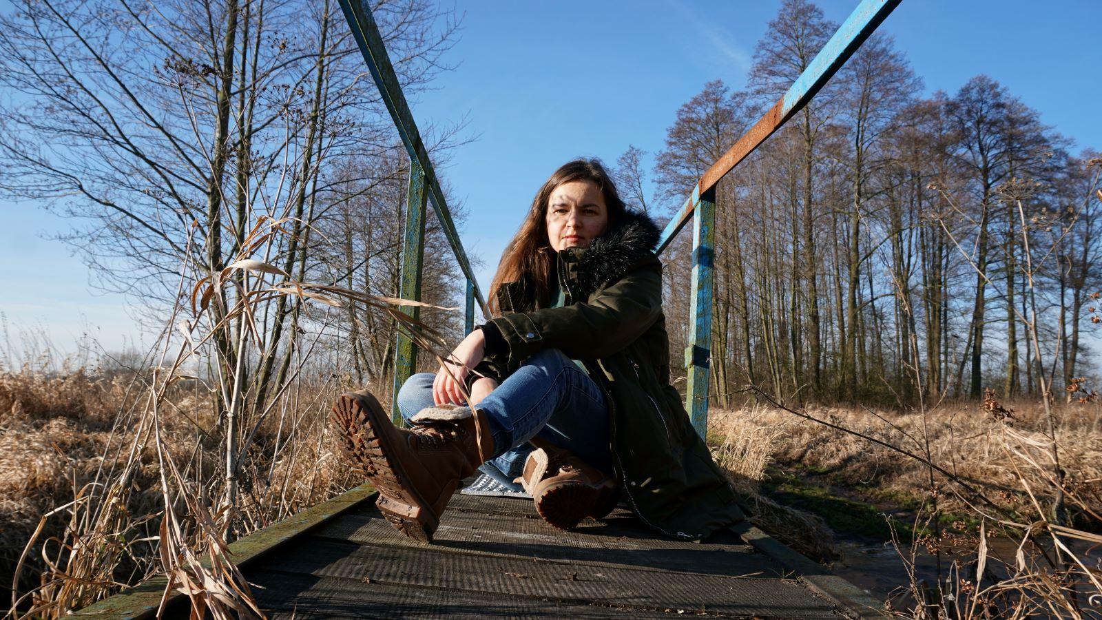 Anna Ostatek autorka bloga podróżniczego Jedź w Polskę