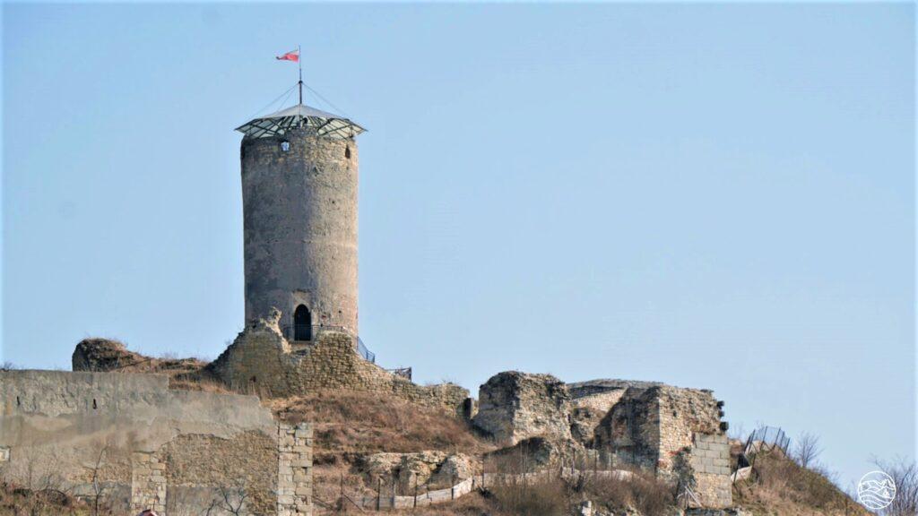 Ruiny zamku biskupów krakowskich